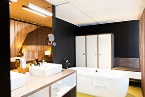 Suite Stroopwafel - bathroom