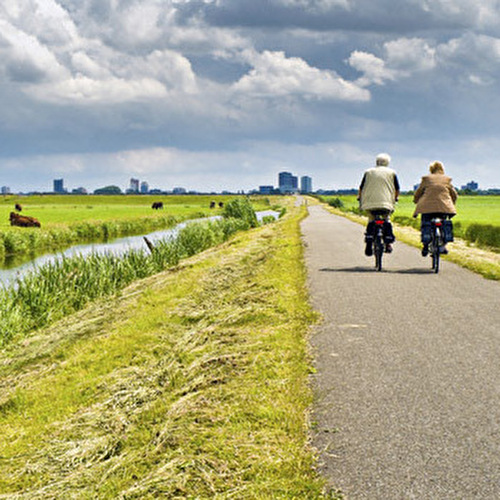 5 days cycling through the Groene hart